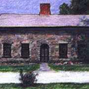 Vermont House Art Print