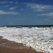 Vero Beach Surf Art Print