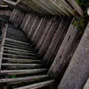 Vertigo - Stairs To The Unknown Art Print