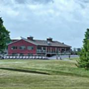 Vesper Hills Golf Club Tully New York 02 Art Print
