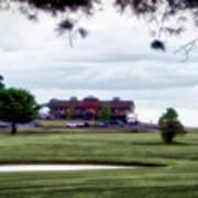 Vesper Hills Golf Club Tully New York 03 Art Print