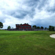 Vesper Hills Golf Club Tully New York Before The Storm Art Print