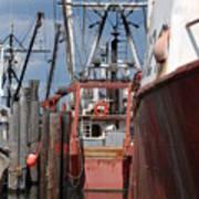 Vessel 66 Art Print
