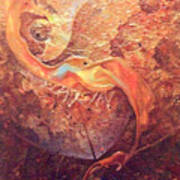 Vestigium Art Print