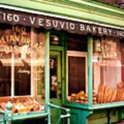 Vesuvio Bakery Art Print