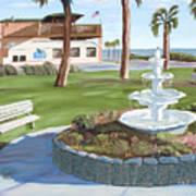 Veterans' Park Art Print