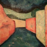 Via San Leonardo Art Print