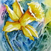Vibrant Spring Art Print