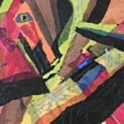 Vibrations Of Color Art Print