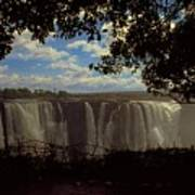 Victoria Falls, Zimbabwe Art Print