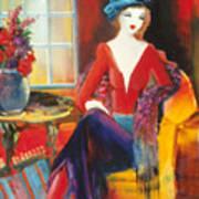 Victoria Marie Art Print