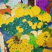 Victoria Market Art Print