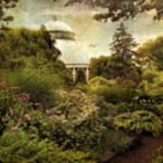 Victorian Spring Art Print
