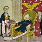 Victoriano Huerta Art Print