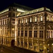 Vienna State Opera Art Print