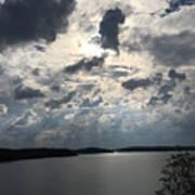 View Across Wappapello Lake IIi Art Print