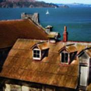 View From Alcatraz Art Print