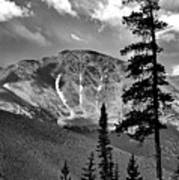 View From Atop Winter Park Mountain 2 Art Print
