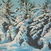 View From Studio Art Print