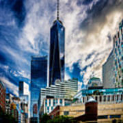 View From Tribeca Art Print