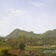 View Near Naples Art Print