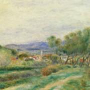 View Of La Seyne Art Print