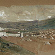 View Of Tetouan Art Print