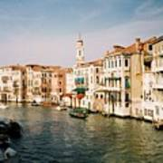 View Of Venice Art Print