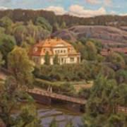 View Over Billnas Art Print