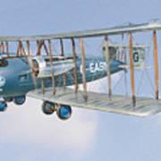 Vimy In Flight Art Print