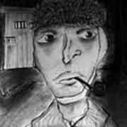 Vincent 4 Art Print