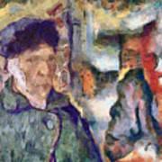 Vincent And Lalo-take 1 Art Print