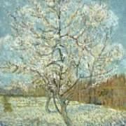 Vincent Van Gogh, The Pink Peach Tree Art Print