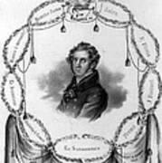 Vincenzo Bellini, Italian Composer Art Print