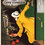 Vintage Coffee Advert - Circa 1920's Art Print