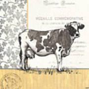 Vintage Farm 4 Art Print by Debbie DeWitt