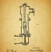 Vintage Fire Hydrant Art Print
