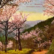 Vintage Japanese Art 14 Art Print
