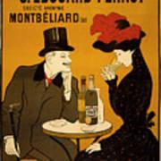 Vintage Poster 2 Art Print