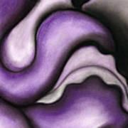Violet 1 Art Print