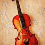 Violin Dreams Art Print