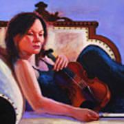 Violino Art Print