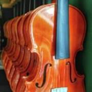 Violins For Sale Art Print