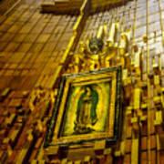 Virgen De Guadalupe 10 Art Print