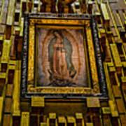 Virgen De Guadalupe 6 Art Print