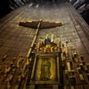 Virgen De Guadalupe 9 Art Print