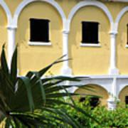 Virgin Island Architecture Art Print