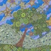 Virginia Quilts Art Print