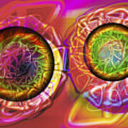 Vision 42 Art Print
