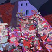 Vision Of The Ruins Art Print